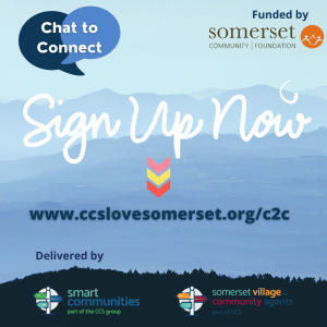 Sign up now www.ccslovesomerset.org/c2c