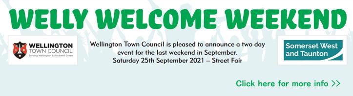 Wellington Welcome Weekend